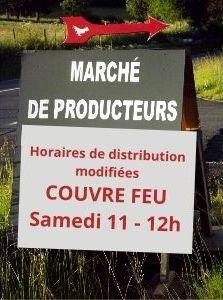 Prochain RDV – 6 fév. – Marché de Piquat